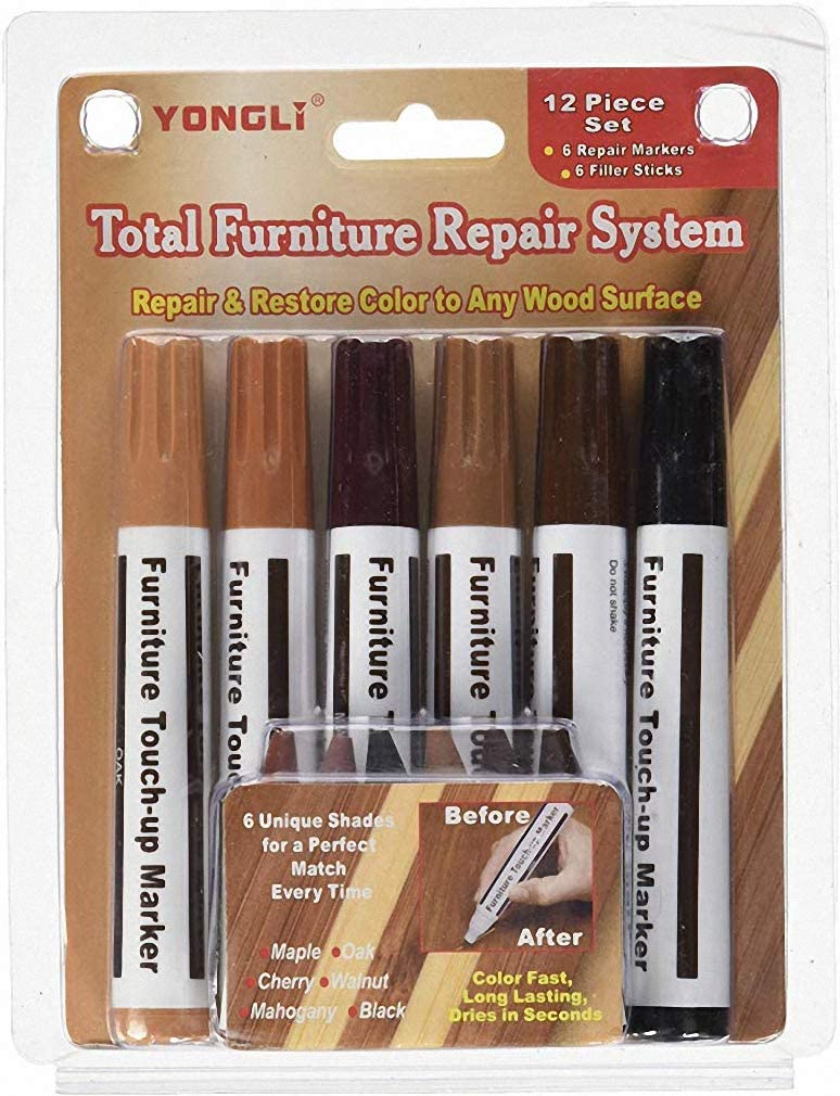 Jobar International JB5658 total Furniture Repair System -12 pc