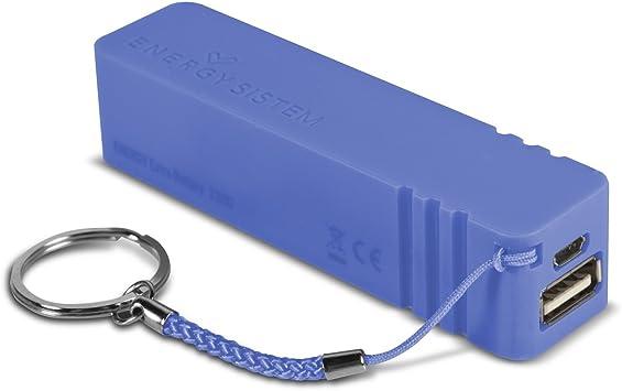 Energy Sistem Extra 2200 - Batería portátil recargable para ...
