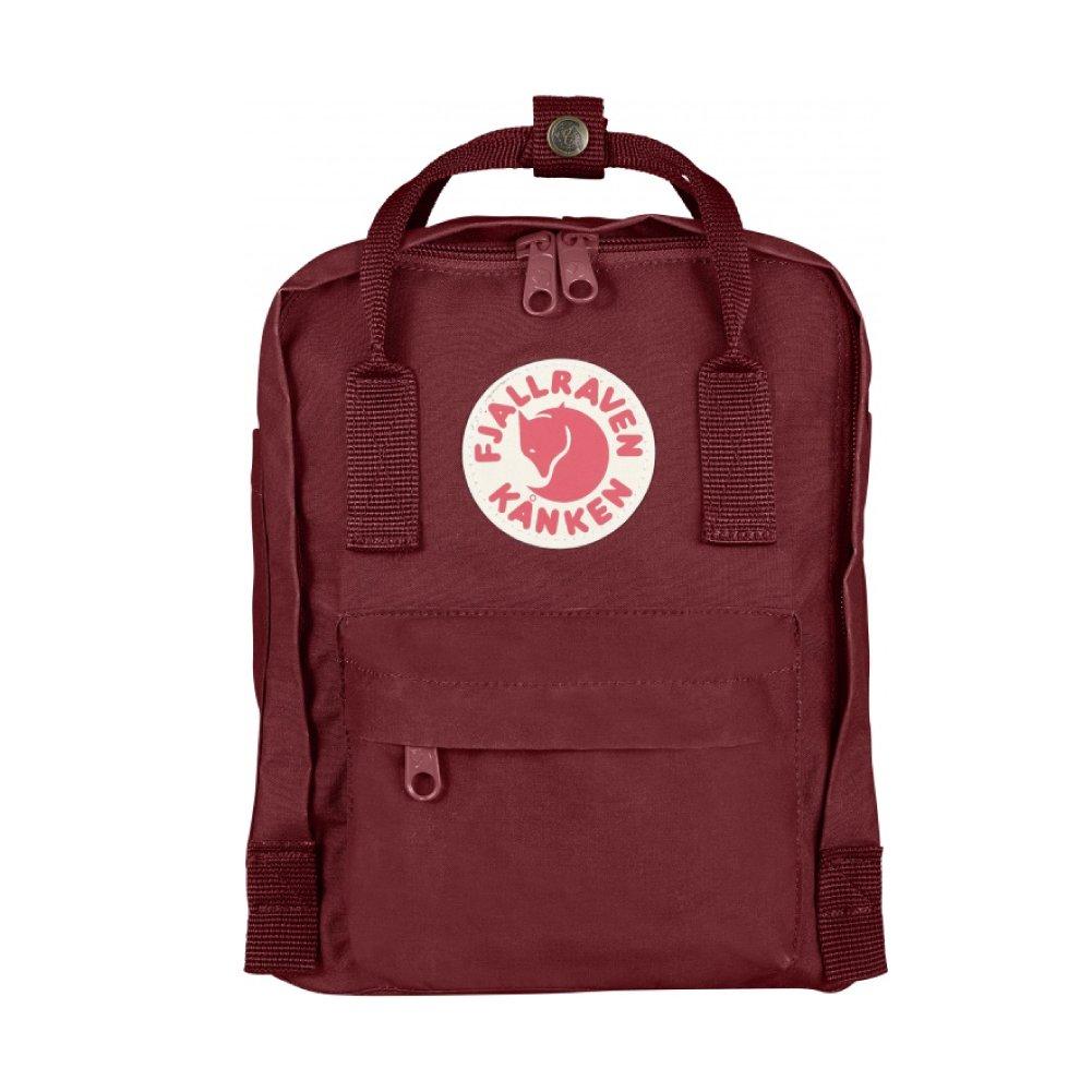 (フェールラーベン) FJALL RAVEN カンケン バッグ 7L カンケン ミニ リュック kanken mini bag バックパック リュック レディース ナップサック 通学 子供用 キッズ ナップサック 7L [並行輸入品] B01DVWRX8U OX.RED OX.RED