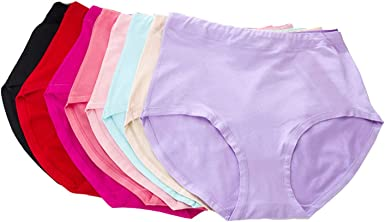 sevenTimes - Ropa Interior para Mujer, Talla Grande, 5XL, 6XL, 7XL, Cintura 128 cm, Ropa Interior de algodón para Mujer: Amazon.es: Ropa y accesorios