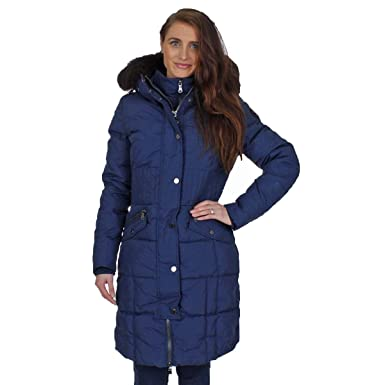 4661ca1caf9 Image Unavailable. Image not available for. Color: Pajar Women's Annie Duck  Down Long Winter Cold Weather Parka Coat ...