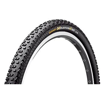 741c64b71c4 Continental 100399 Mountain King II 2.2 Mountain Bike Tyre Black/Black Skin 26  x 2.2 Inches: Amazon.co.uk: Sports & Outdoors