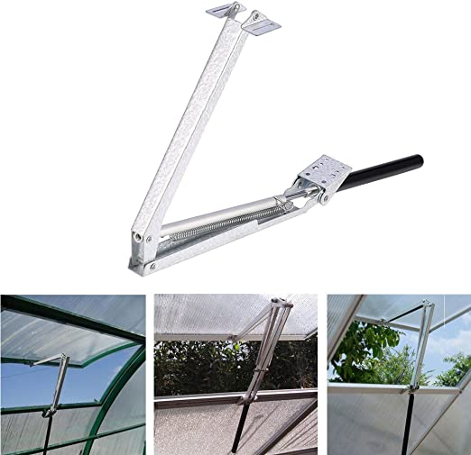 AUTOMATIC GREENHOUSE HOUSE WINDOW OPENER SOLAR HEAT AUTO ROOF VENT 15KG