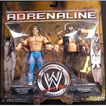 WWE Adrenaline Series 18: Johnny Nitro and Road Warrior Animal 2-Pack Figures 7 by Jakks Pacific