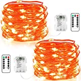 GDEALER 2 Pack Fairy Lights 20 FT 60 LED...