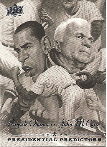 BARAK OBAMA VS. JOHN MCCAIN