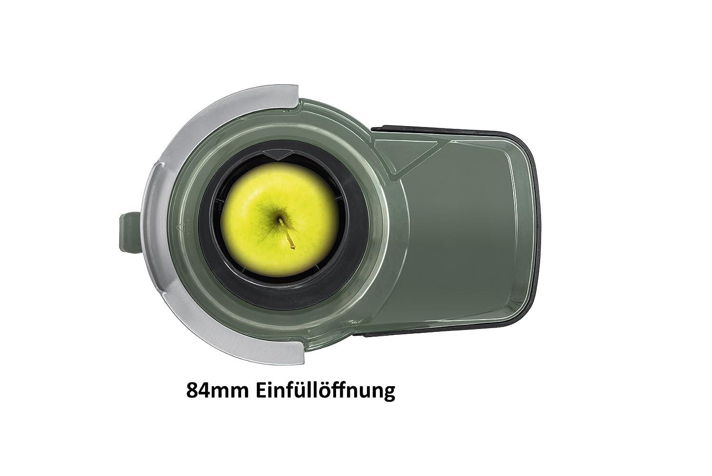 Steba E 160 - Exprimidor (15 cm, 26 cm, 44 cm, Acero inoxidable ...