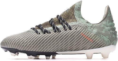 adidas X 19.1 FG J, Chaussures de Football garçon: