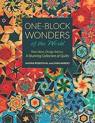 4 Wonder Block Quilting Stencil