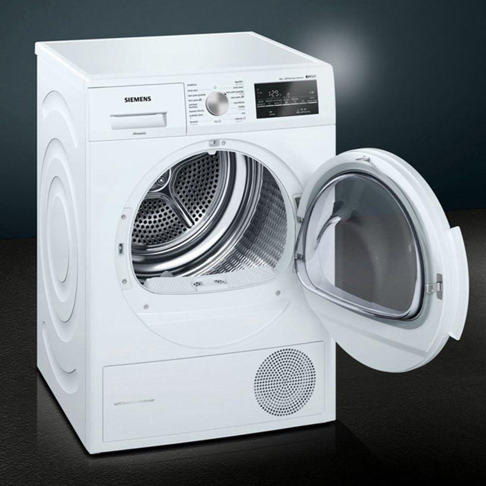 Siemens iQ500 WT47G428EE Independiente Carga frontal 8kg A++ ...