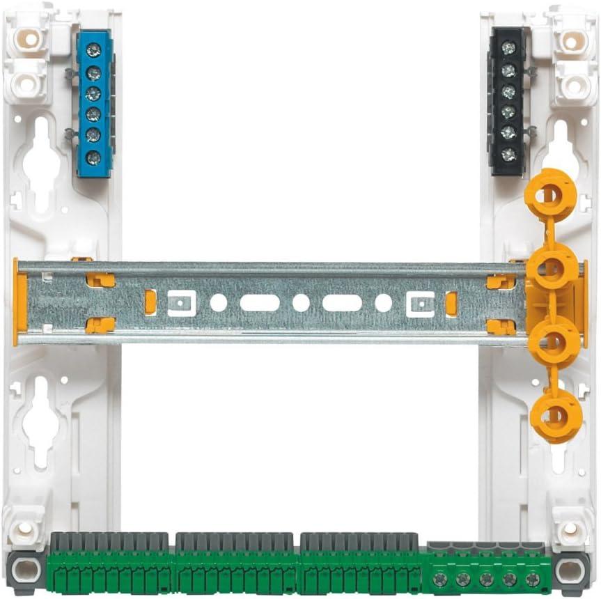 Tableau électrique 1 rangée 18 modules Legrand 401221
