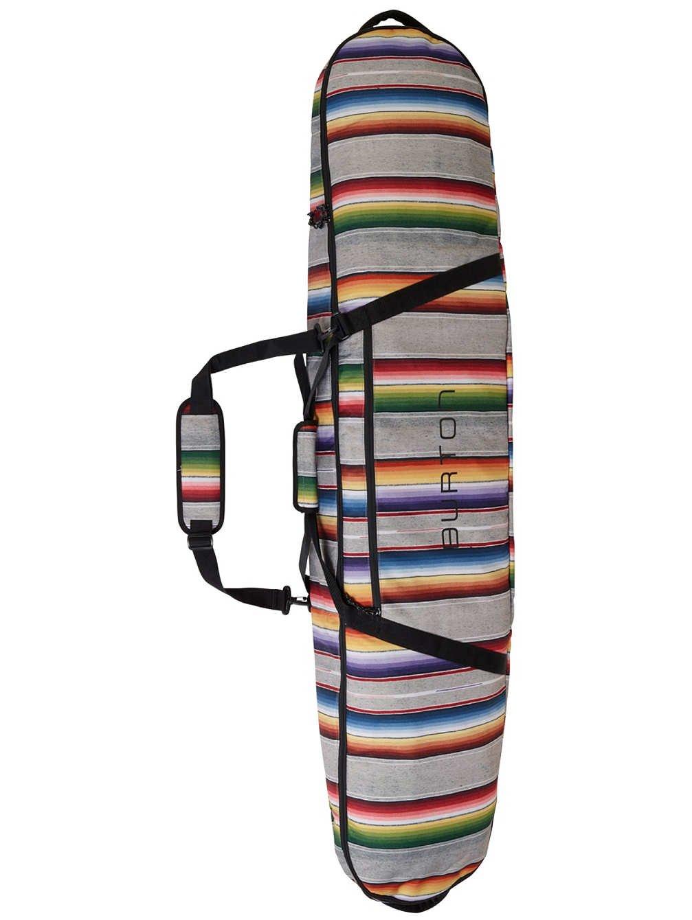 Burton Gig Bag Snowboard Bag - Bright Sinola Stripe, 146cm