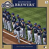 Turner Perfect Timing 2015 Milwaukee Brewers Team Wall Calendar, 12 x 12 Inches (8011641)