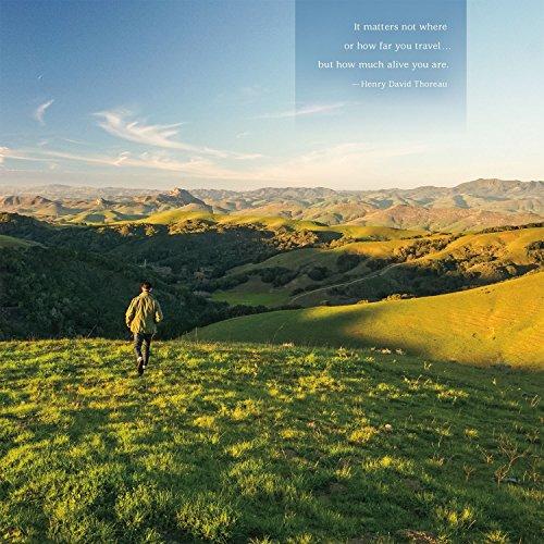 Wanderlust 2017 Wall Calendar: Trekking the Road Less Traveled — Featuring Adventure Photography by Chris Burkard