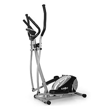Klarfit ELLIFIT BASIC 20 bicicleta elíptica (para un peso corporal ...
