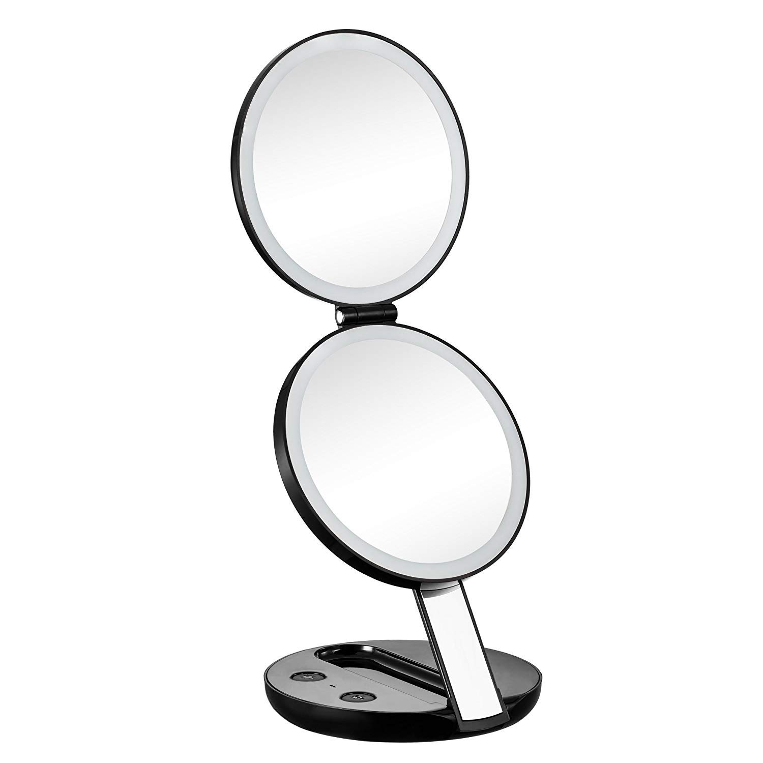 Magic-Beauty Lighted travel makeup mirror