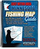 East Metro Area Minnesota Fishing Map Guide