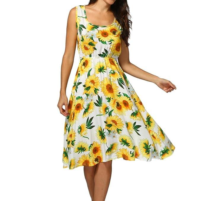 Amazon.com: Venta de liquidación. zty66 Mujer Vestidos ...