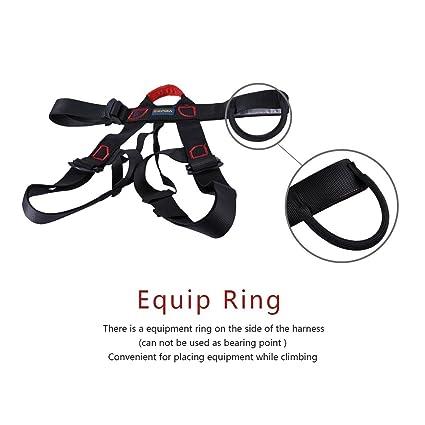 Amazon Com Huizhi Climbing Body Safety Belt Climbing Harness