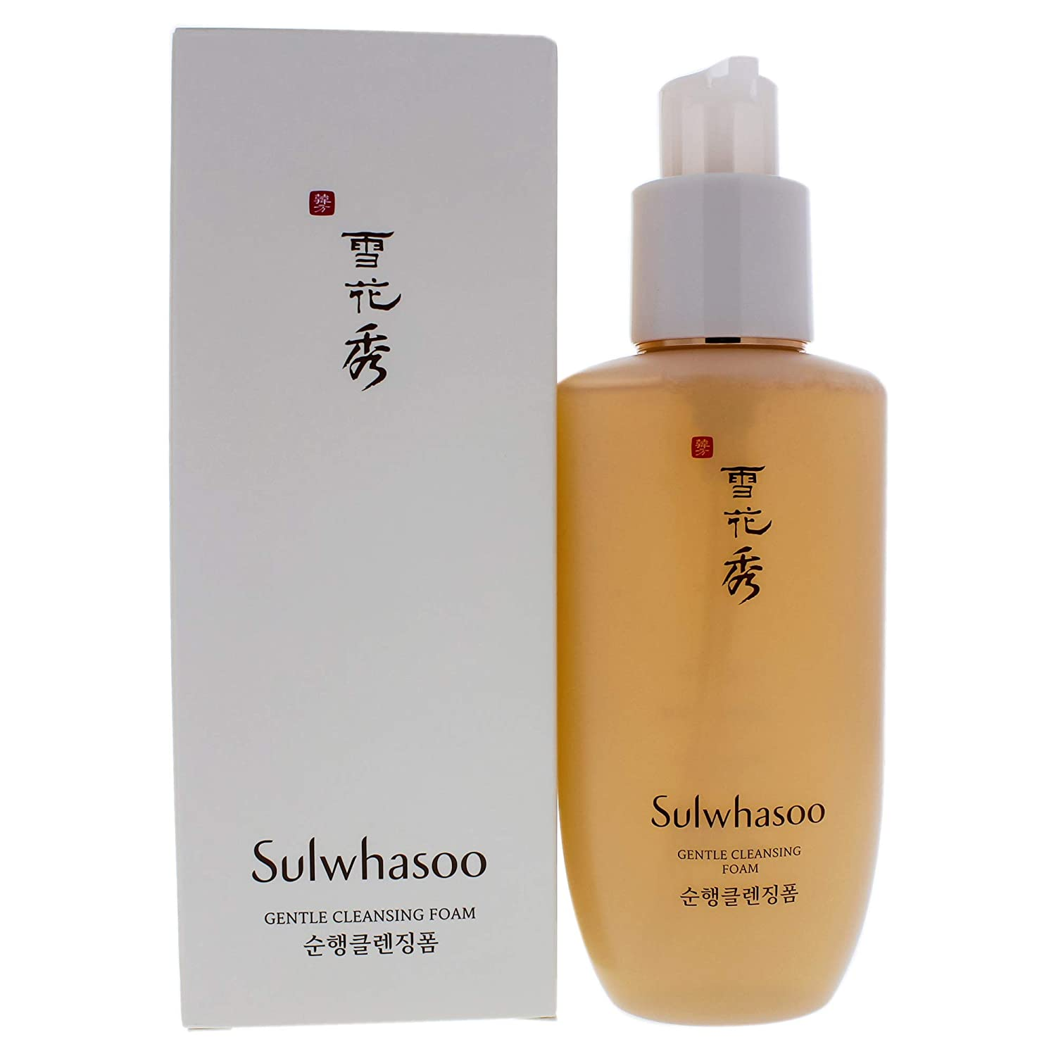 Sulwhasoo Gentle Cleansing Foam 6.7 Oz Women, 6.7 Oz