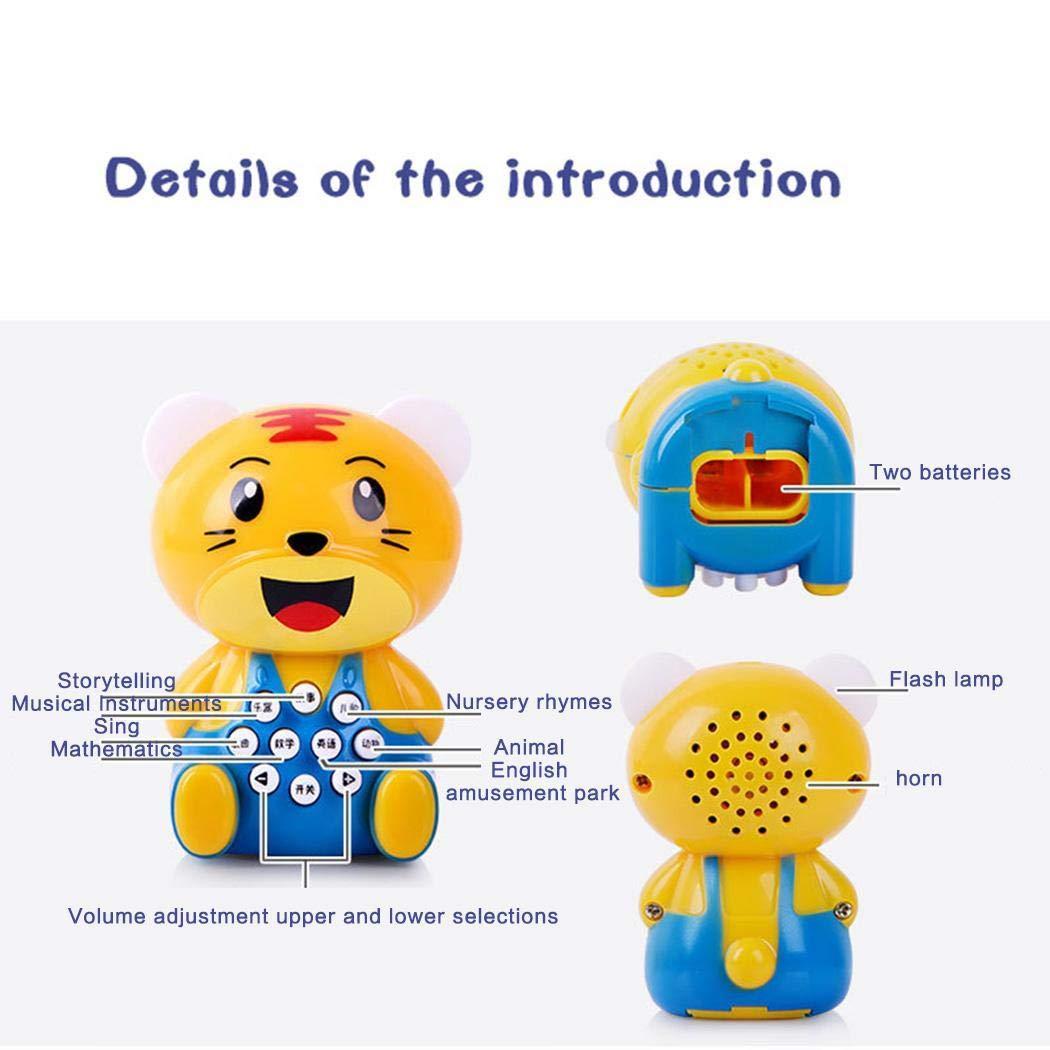 Kaimu Kids Early Learning Machine Mini Cartoon Children's Story Education Toys Gift by Kaimu (Image #4)