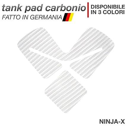 Motoking Tank Pad carbono