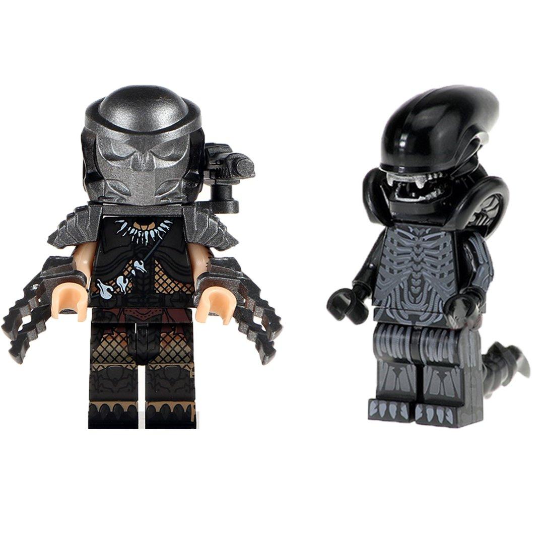 How To Make Lego Alien Xenomorph | Free Roblox Code ...