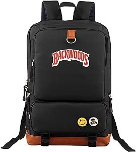 Shoulder Backwoods Bag, Student Laptop Bag, Travel, Outdoor, Suitable For Children/student/adults