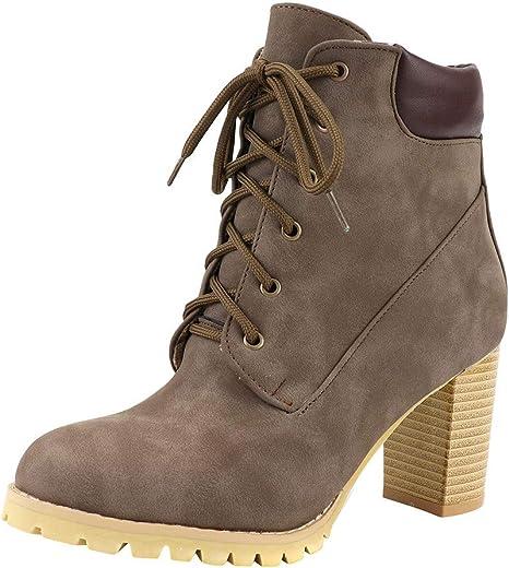 YUTING ✈ Zapatos de Cordones para Hombre Conducción Zapatillas Cuero Casual Shoes Sneakers Negro Gris Marrón Amarillo 38-48: Amazon.es: Ropa y accesorios