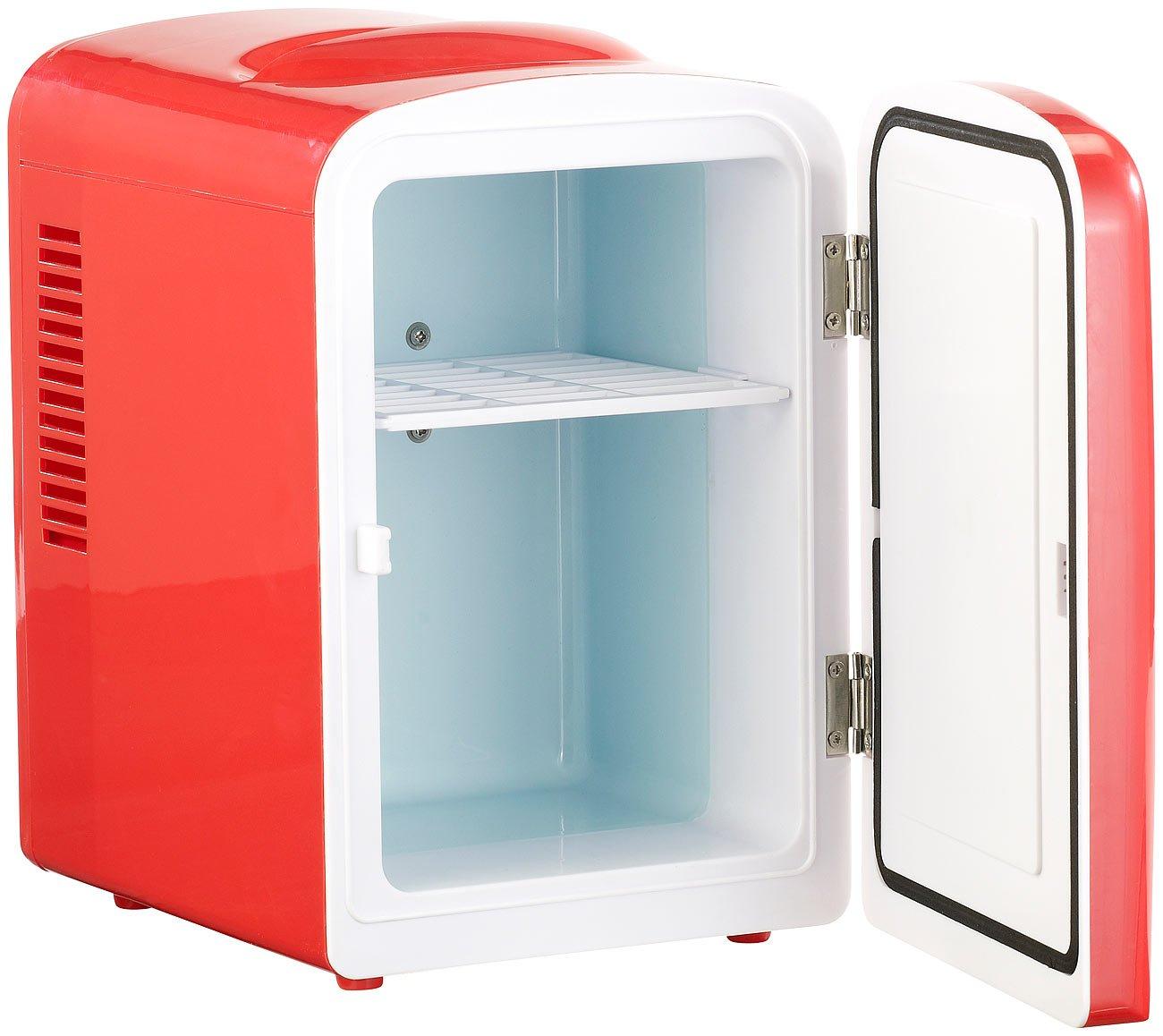 Rosenstein & Söhne Dosen Kühler: Mini-Kühlschrank mit Warmhalte ...
