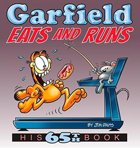 Garfield Eats and Runs: His 65th - Book 64