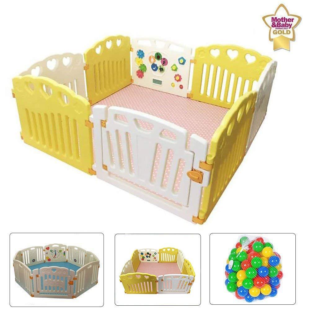 Mejor valorados en Parques de juegos para bebé & Opiniones útiles de ...