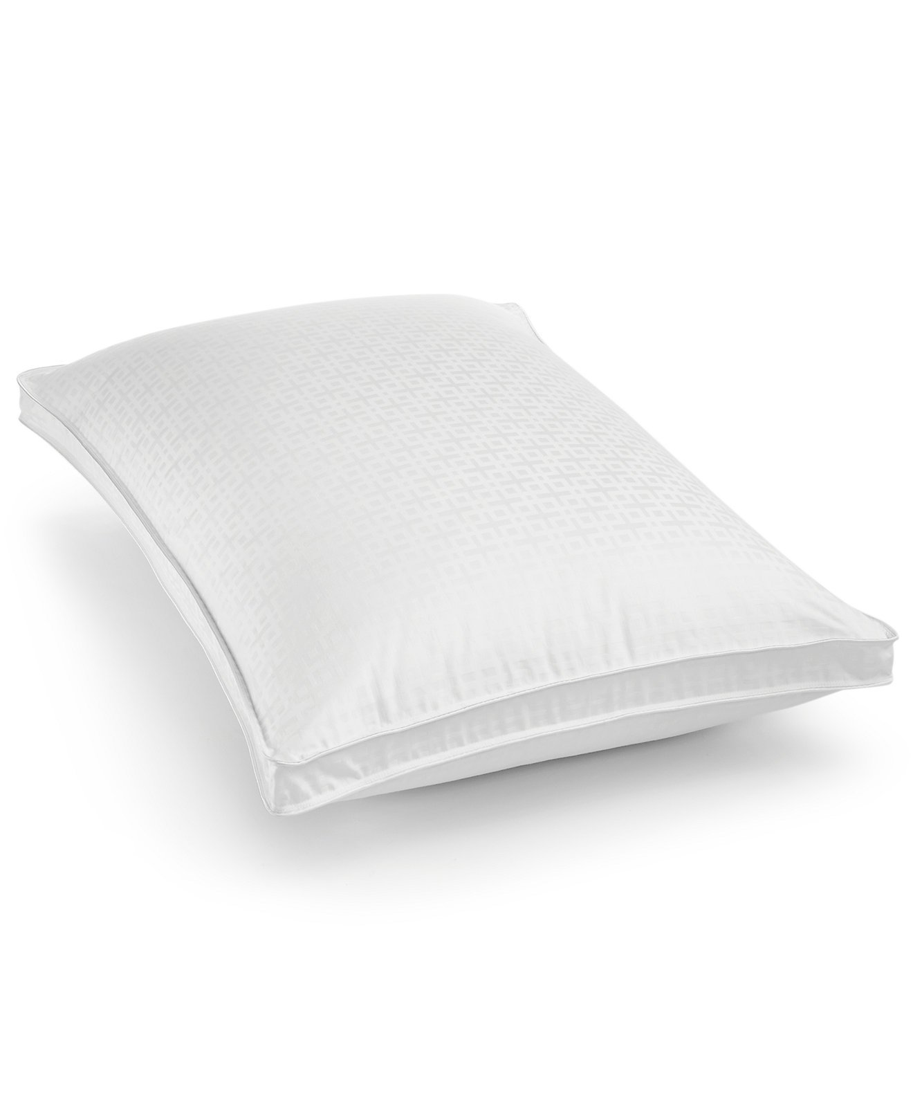 Hotel Collection European White Goose Down Standard / Queen Firm Support Pillow