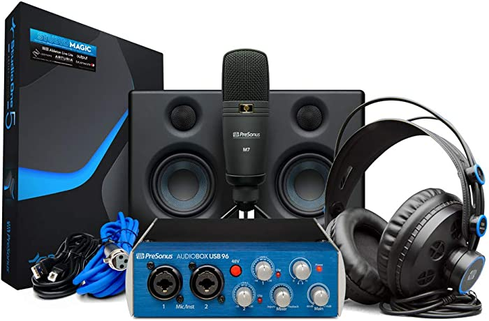 The Best Home Recording Studio Bundle