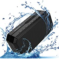 Barsone BA-S-50 Portable Outdoor Waterproof Wireless Bluetooth Speaker with Built-in Microphone