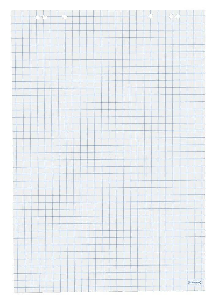flipchartblock/dimensioni: 68x 99cm/20fogli a quadretti/ Markenloss