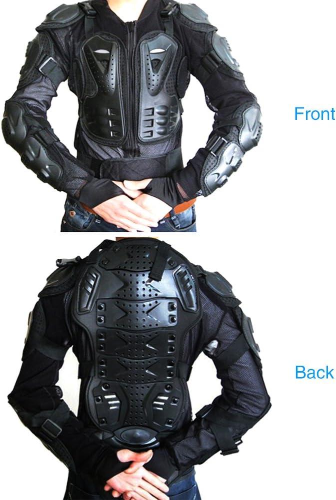 Amazon.com: Chaqueta para hombres tipo armadura para andar ...