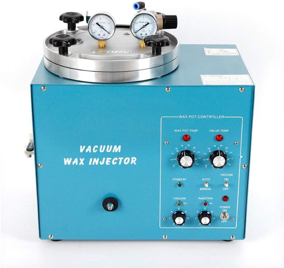 US Stock Jewelry Vacuum Wax Injector Digital Vacuum Wax Injector ...