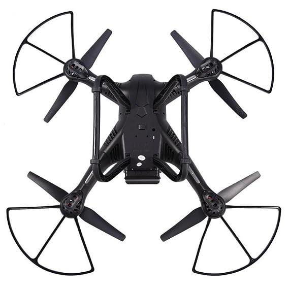 YUYOUG Drone Propeller Guard - Juego de 4 cuchillas protectoras ...