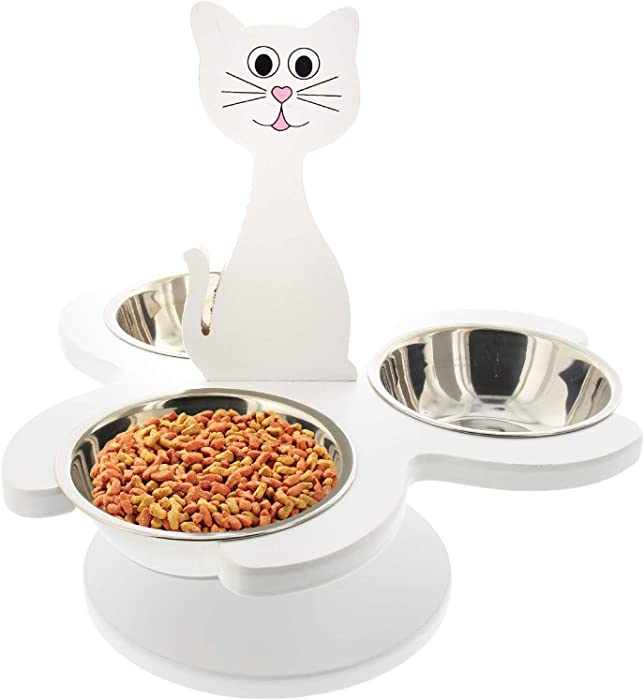 Top 10 Multi Cat Food Bowl