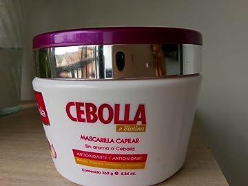EL MEJOR TRATAMIENTO Repolarizador de cabello-MADE IN COLOMBIA LISSIA (MASCARILLA DE CEBOLLA)