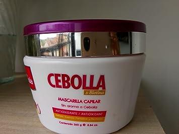 Amazon.com : EL MEJOR TRATAMIENTO Repolarizador de cabello-MADE IN COLOMBIA LISSIA (MASCARILLA DE CEBOLLA) : Beauty