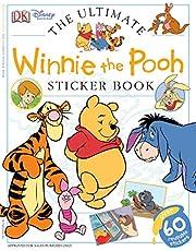 Ultimate Sticker Book: Winnie the Pooh