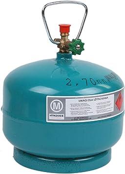 vacías Befüllbare Botella de gas propano Gas Butano 2 kg