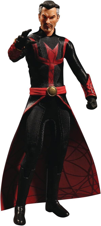 Mezco Toys One:12 Collective Marvel Doctor Strange Defenders PX ...