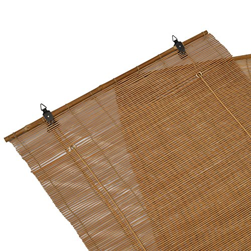 Sol Royal Bamboo Roman Shade Roller Blinds 80 Cm Wide 160
