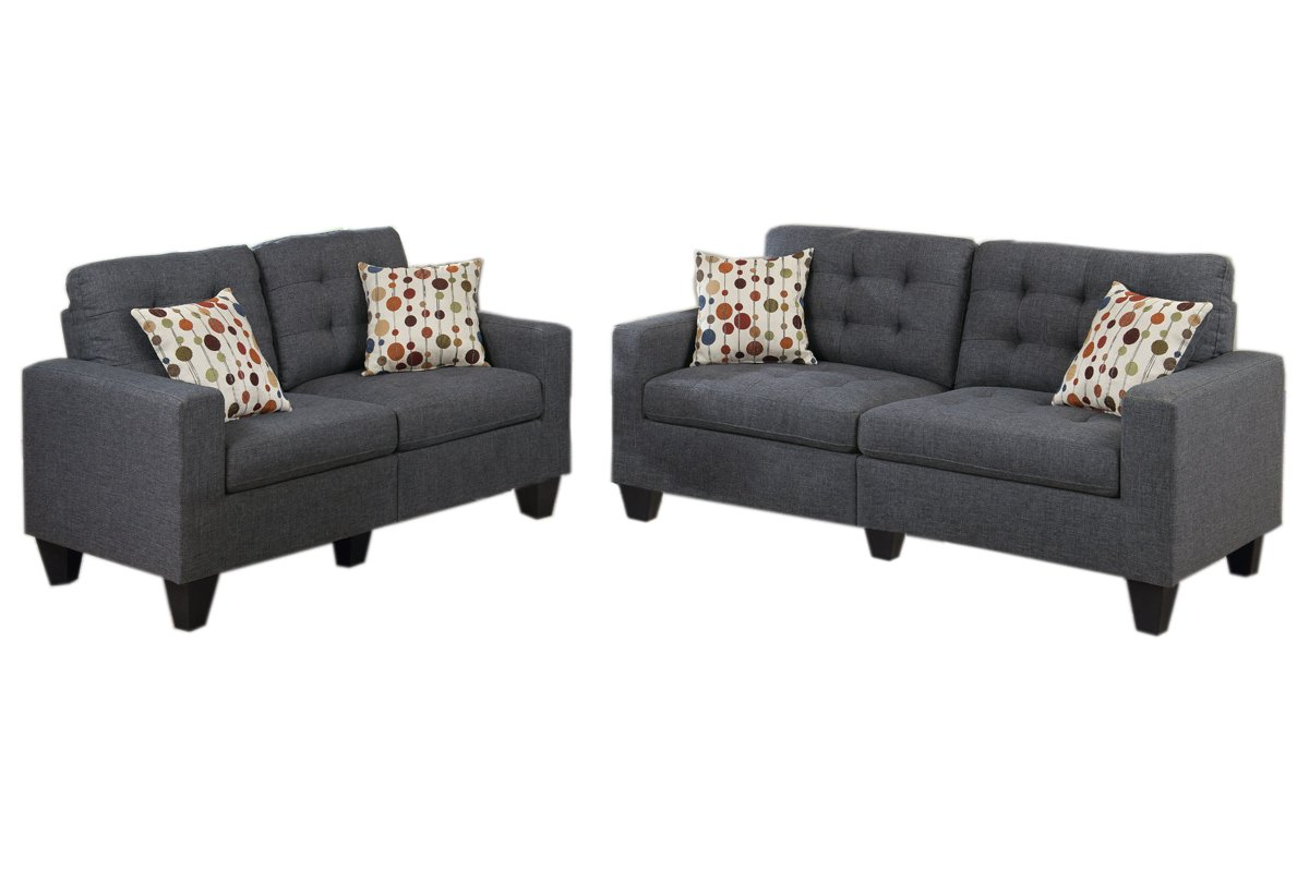 Sofa and loveseat sets under 500 top living room sets for Couch sofa set