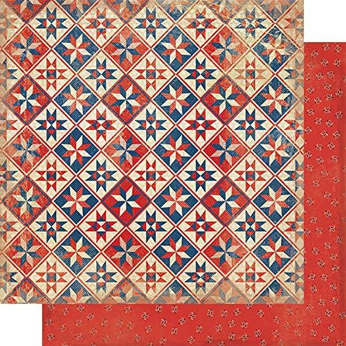 Authentique Paper''Liberty'' 6x6 Paper Pad by Authentique Paper (Image #7)