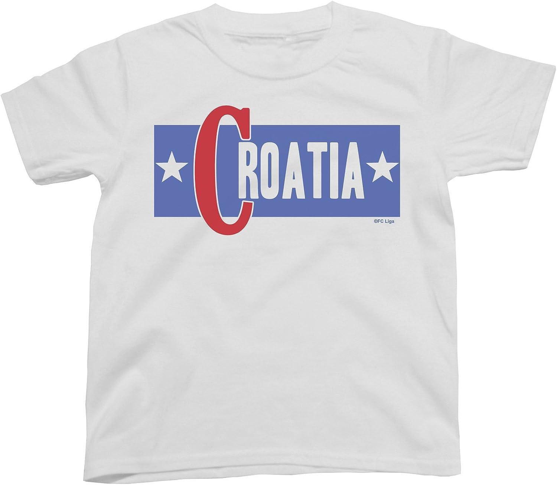 Croatia football flag mens womens kids baby white t shirt top country design