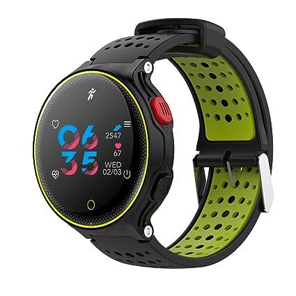ZZY X2 Deportes Pulsera Inteligente Reloj IP68 A Prueba De Agua La Presión Arterial La Frecuencia